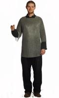 H802 Kettenhemd verzinkt